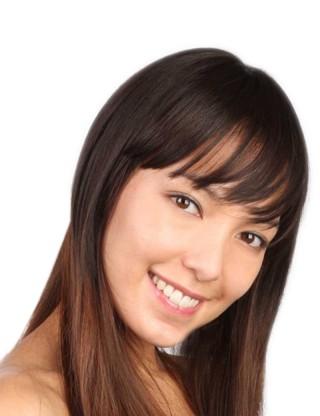 Lesalon 假髪片 中長款局部假髪超自然髪片半頭增髪假髪接髪髪飾 61102