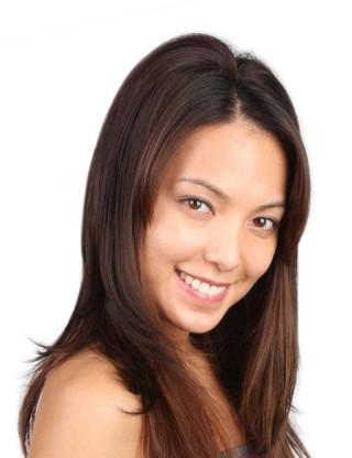 Lesalon 假髪片 中長款局部假髪超自然微卷短髪半頭增髪假髪接髪髪飾 61103
