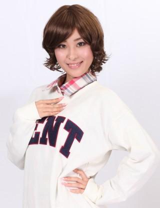 Wigs2you 全假髮 日本正品 短 中長 蛋花卷 齊劉海 可愛 浪漫 時尚 甜美可愛型W-156