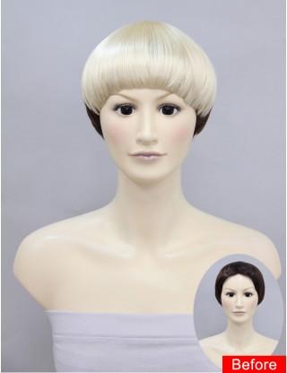 Wigs2you 劉海片 日本正品 髪片 齊劉海W-8107