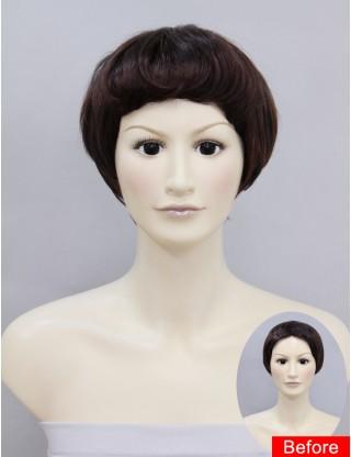 Wigs2you 劉海片 日本正品 髪片 隱形無痕 齊劉海W-8109
