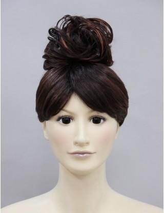 Wigs2you 髪飾 日本正品 可愛 甜美 活潑 時尚 髪包 丸子頭W-8211