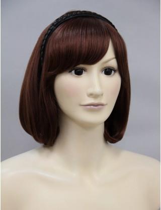 Wigs2you 髪飾 日本正品 麻花辮 頭箍假髪帶 日韓時尚W-8213