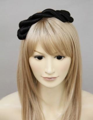 Wigs2you 髪飾 日本正品 麻花 油條狀 時尚百變假髪 甜美可愛型W-8218